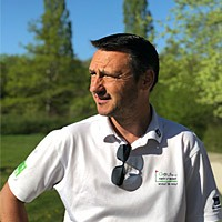 Stéphane - Golf teacher